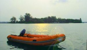 Hantu Island   Eko Divers