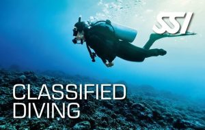 SSI Classified Diving Course | SSI Classified Diving | Classified Diving | Diving Course | Eko Divers
